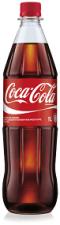 Coca Cola 1,0 l