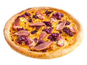 Pan Pizza Festtag
