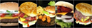 355. Burger Angebot