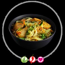 Chili Tofu Ramen