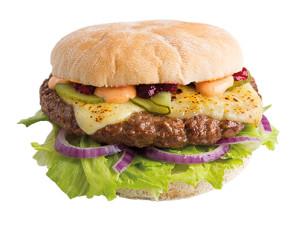 Matterhorn Burger normal