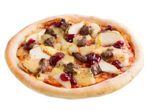 Dinkel Pizza Gipfelschmaus