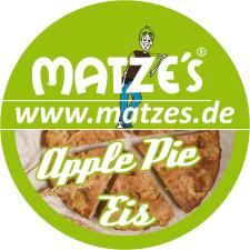 Matze's Apple Pie Eis
