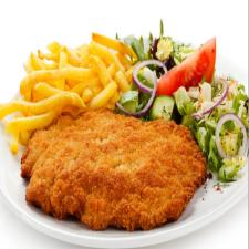 400. Schnitzel Wiener Art