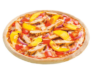 World Pizza Mango Traum