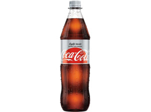 Coca-Cola light 1,0 l