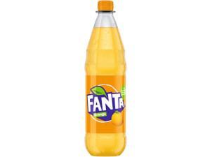 Fanta  Orange 1,0 l