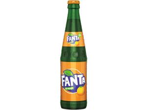 Fanta Orange 0,33 l