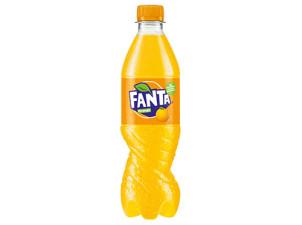 Fanta Orange 0,5 l
