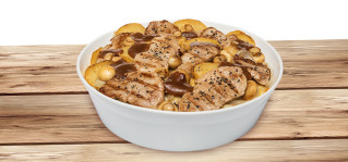 Kartoffelauflauf Filetchamp