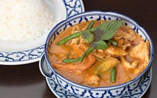 Kaeng Daeng - Rotes Curry