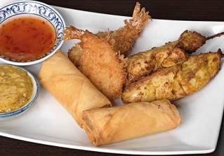 Siam Thai Set für 2 Personen