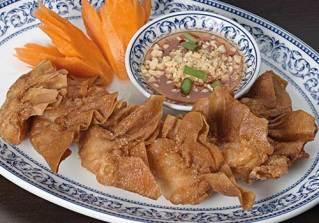 Wan-Ton Ravioli mit Poulet 3 Stk.