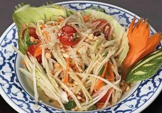 Som-Tam Satay
