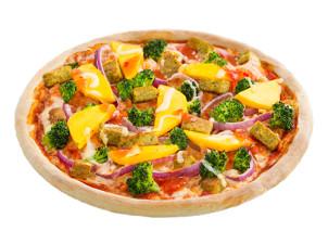 World Pizza Mango Harmonie vegan