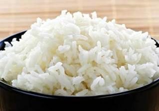 gedämpfter Jasmin Reis