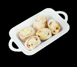Pizzabrötchen Schinken Käse
