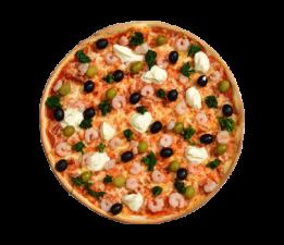 Pizza Casanova XXL