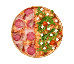 Pizza Half/Half M