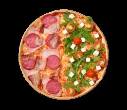 Pizza Half/Half XXL