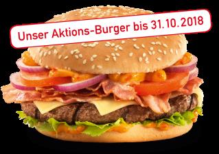 Smokey Chili Burger