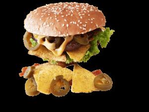 Tex Mex Burger Double