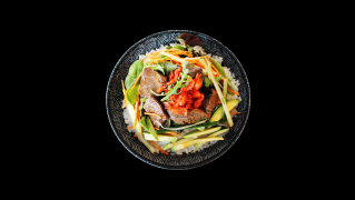 313 - Großer Business Salat