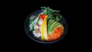317 - Großer Studi Salat