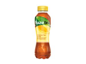 FuzeTea Schwarzer Tee Zitrone 0,4 l
