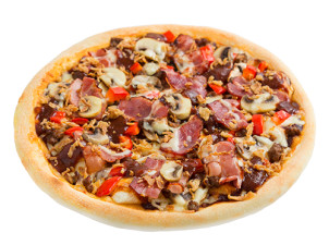 Dinkel Vollkorn Pizza Arizona Beef