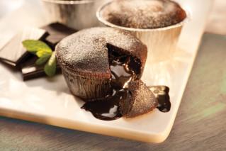Hot Chocolate Kuchen