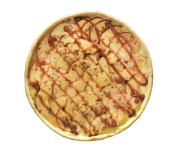 Flammkuchen Apple XXL