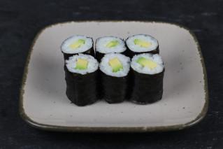 Maki Avocado 6 Stück