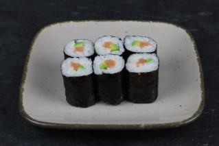 Maki Sake Avocado 6 Stück