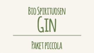 Gin & Tonic Paket piccola