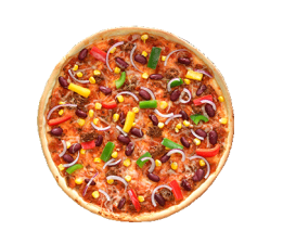 Pizza Mexicana L