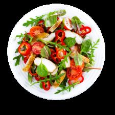 Salat Nuevo groß
