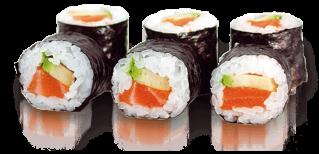 Aktions Maki Sake Avocado - 6 Stück