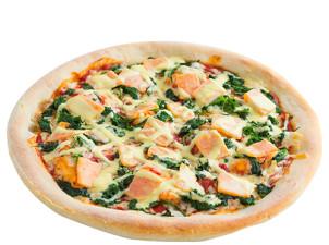 Dinkel Pizza Frühlingsgedicht