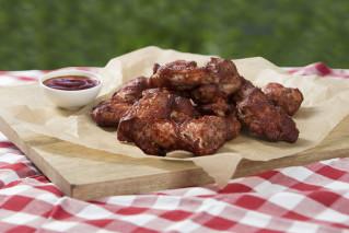 Teriyaki Chicken Wings 6 Stück