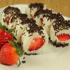 Strawberry Splitt Inside Out