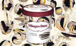 Häagen-Dazs Cookies & Cream 100ml