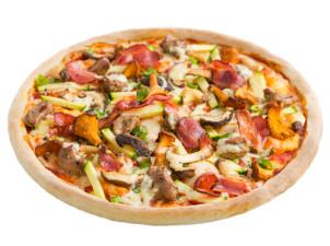Jumbo Pizza Glückspilz