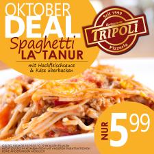 Spaghetti La Tanur