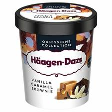 Häagen D. Eis 95ml Vanilla Caramel Brownie 95mL