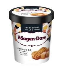 Häagen D. Eis Speculoos Caramel Biscuit & Cream