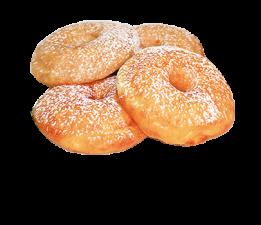 7 Apple Donuts