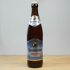 Benediktiner Weizen alc. frei 0,5l