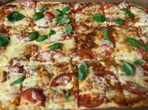 Pizza Basilikum Medium 26cm