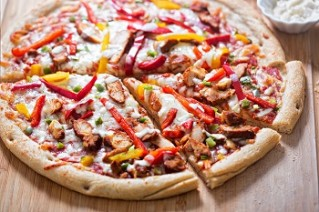 Pizza Fresh Chicken Cheese